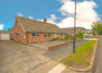 Thumbnail 3 bed semi-detached bungalow for sale in Y Rhos, Cardigan