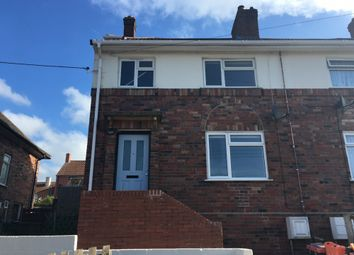 Thumbnail 3 bed semi-detached house to rent in Hervey Road, Wells