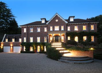 Thumbnail 6 bedroom detached house for sale in Camp Road, Gerrards Cross, Buckinghamshire