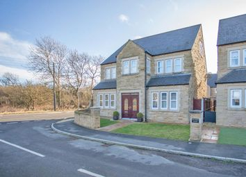 Thumbnail 5 bed detached house for sale in Hillcrest Mews, Cold Hesledon, Seaham