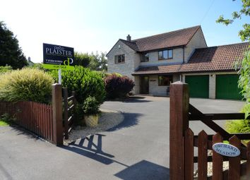 Thumbnail 4 bed detached house for sale in Burtle Road, Burtle, Somerset
