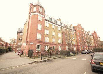 Thumbnail 1 bed flat to rent in Merceron Houses, Globe Road, London