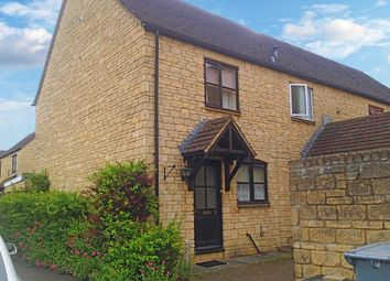 Thumbnail 2 bed terraced house to rent in Painswick Close, Witney, Oxfordshire