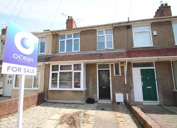 Thumbnail 3 bedroom terraced house for sale in Keys Avenue, Horfield, Bristol