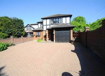 Thumbnail 4 bed detached house for sale in Thorpe Hall Avenue, Thorpe Bay, Essex