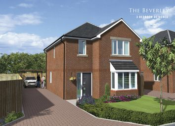 Thumbnail 3 bed detached house for sale in Poplar Green, Willerby, Hull