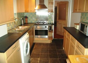 Thumbnail 4 bed terraced house to rent in Radstock Road, Reading