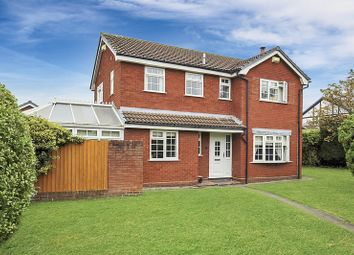 Thumbnail Detached house for sale in Middle Field, Gnosall, Stafford