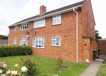 Thumbnail 1 bed flat to rent in Westacre Crescent, Wolverhampton