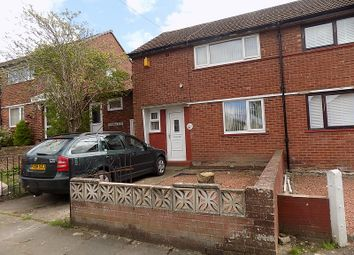 Thumbnail 2 bed semi-detached house for sale in Edgehill Road, Carlisle