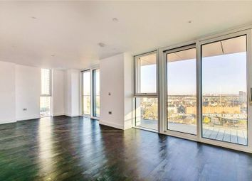 Thumbnail 2 bedroom flat for sale in Pinto Tower, Nine Elms Point, London