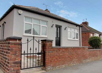 Thumbnail 2 bed detached bungalow for sale in Seagrave Road, Sheffield