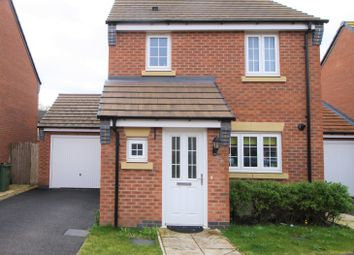 3 bed detached house to rent in Heatherley Grove, Wigston LE18