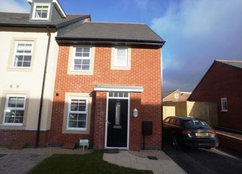 Thumbnail 3 bed town house to rent in Lune Road, Clitheroe, Lancashire