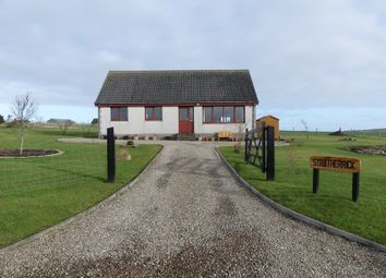 Thumbnail 3 bedroom bungalow for sale in Haimer, Thurso