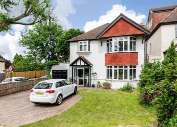 Thumbnail 4 bedroom detached house for sale in Marlpit Lane, Coulsdon, Surrey