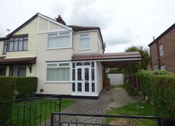 Thumbnail 2 bed semi-detached house for sale in Larch Avenue, Penketh, Warrington