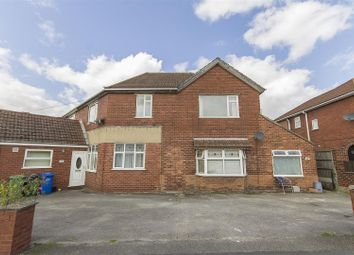 Thumbnail 2 bed flat for sale in Hill View Road, Brimington, Chesterfield