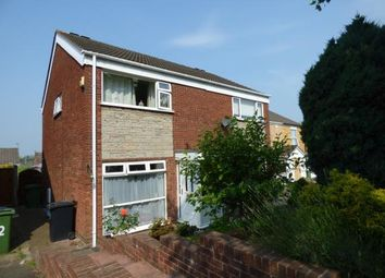 Thumbnail 3 bedroom semi-detached house for sale in Wiltshire Drive, Halesowen, West Midlands