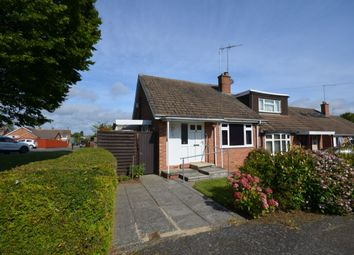 Thumbnail 2 bed bungalow for sale in Oakleigh Drive, Duston, Northampton