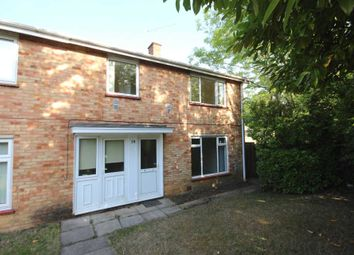 Thumbnail 3 bed end terrace house for sale in Crowthorne Road North, Bracknell
