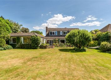 Thumbnail 4 bed detached house for sale in Chiltley Way, Liphook, Hampshire