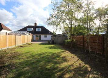 Thumbnail 5 bed semi-detached house to rent in Hoylake Crescent, Ickenham