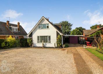Thumbnail 3 bed property for sale in Hemblington Hall Road, Hemblington, Norwich