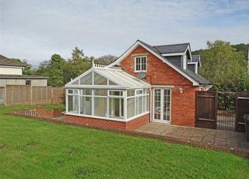 Thumbnail 4 bed detached bungalow for sale in Tisbury Road, Fovant, Salisbury