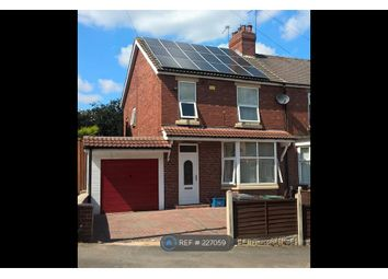 Thumbnail 3 bed semi-detached house to rent in Slade Road, Swinton