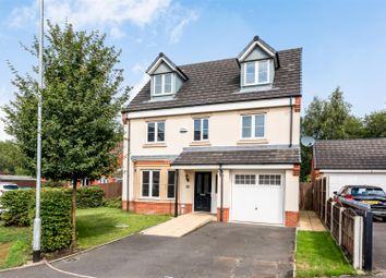 Thumbnail 6 bedroom detached house to rent in Woodbine Close, Huntington, Cannock