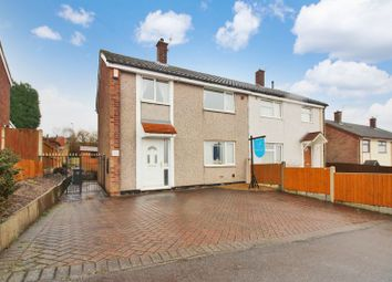 Thumbnail 3 bed semi-detached house for sale in Gloucester Road, Kidsgrove, Stoke-On-Trent