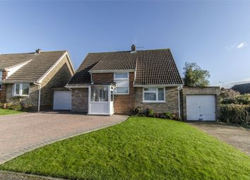Thumbnail 3 bed detached house for sale in Hartley Road, Bishopstoke, Eastleigh, Hampshire