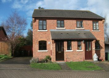 Thumbnail 2 bed semi-detached house to rent in Wenlock Close, Didcot