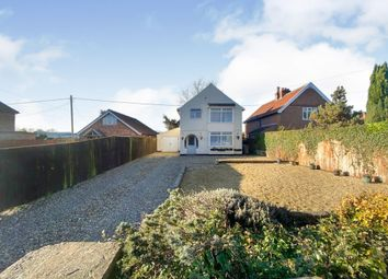 Thumbnail 4 bedroom detached house for sale in Yaxham Road, Dereham