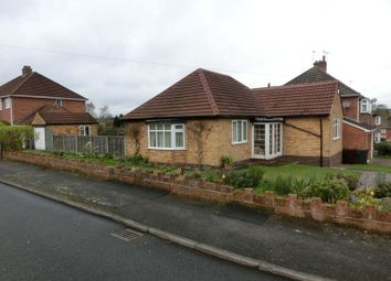 Thumbnail 2 bed detached bungalow for sale in Dyas Road, Hollywood, Birmingham
