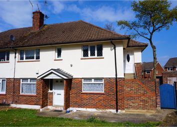Thumbnail 2 bed maisonette for sale in Duchess Of Kent Drive, Chatham