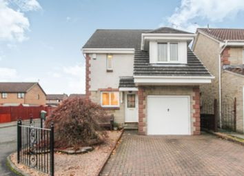 Thumbnail 3 bed detached house for sale in Sainford Crescent, Falkirk