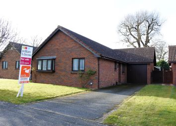 Thumbnail 3 bedroom detached bungalow for sale in Acorn Close, Grantham