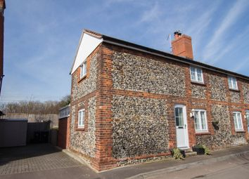 Thumbnail 3 bed cottage for sale in Peggys Walk, Littlebury, Saffron Walden