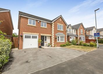 Thumbnail 4 bed detached house for sale in Fir Tree Grove, Clayton-Le-Woods, Chorley