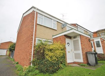 Thumbnail 2 bed maisonette to rent in Denis Close, Western Park, Leicester