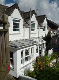 Thumbnail 3 bed terraced house for sale in St. Peters Hill, Newlyn, Penzance