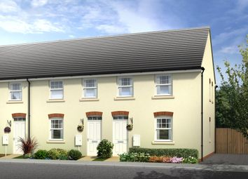 "Thumbnail 3 bed end terrace house for sale in ""Strathmore"" at Wonastow Road, Monmouth"