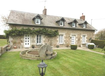 Thumbnail 3 bed country house for sale in Barenton, Manche, 50720, France