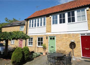 Thumbnail 2 bed terraced house for sale in Masons Court, High Street, Ewell, Epsom