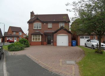 Thumbnail 4 bed detached house to rent in Warrendale Court, Chellaston