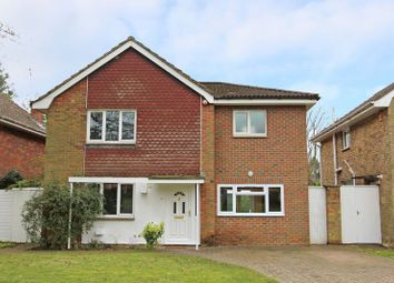 Thumbnail 4 bed detached house for sale in Bassett Meadow, Southampton