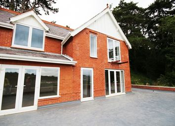 Thumbnail 3 bed detached house to rent in Nant Y Glyn Road, Colwyn Bay