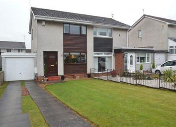 Thumbnail 2 bed semi-detached house for sale in Bodmin Gardens, Moodiesburn, Glasgow